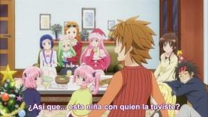 ¿Por qué gimes Haruna?